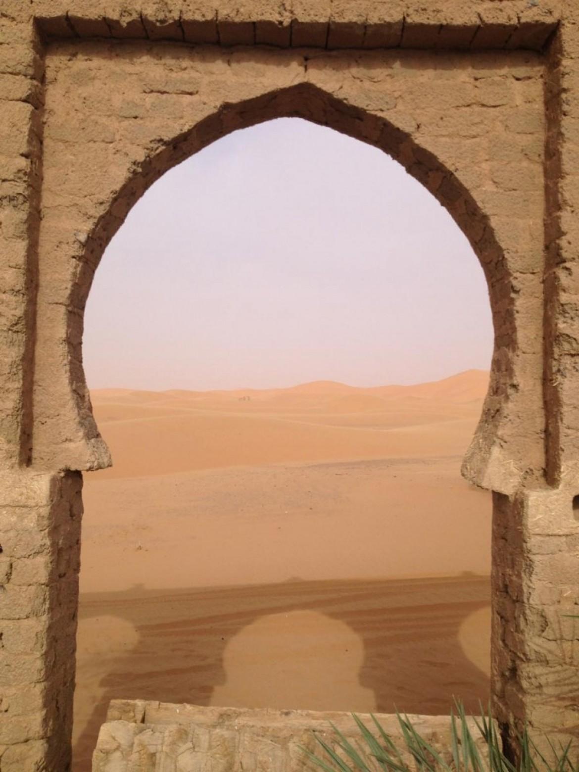¿Te sientes perdido en el desierto?